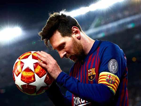 Huyền thoại bóng đá thế giới Lionel Messi