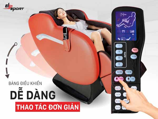 Máy massage ELIP chính hãng