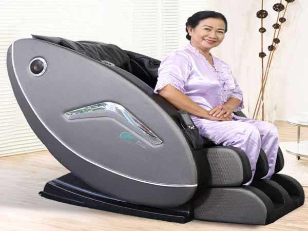 Chăm sóc sức khỏe gia đình cùng máy massage
