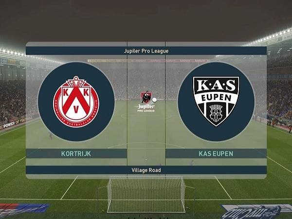 Nhận định Kortrijk vs Eupen 00h00, 22/08 - VĐQG Bỉ