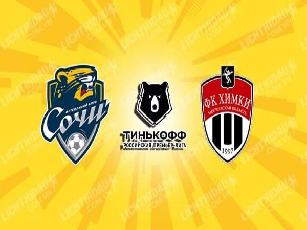 Nhận định Sochi vs Khimki 23h00, 14/08 - VĐQG Nga