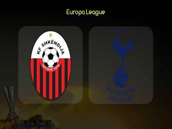 Nhận định Shkendija vs Tottenham 01h00, 25/09 - Europa League