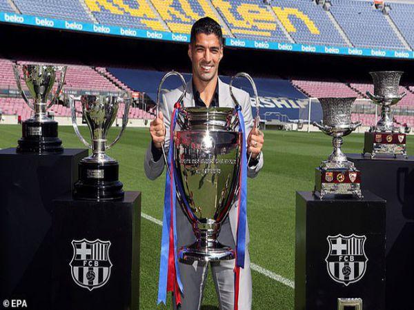 Tin bóng đá sáng 26/9: Tôi tự hào vì để lại hình ảnh đẹp ở Barca