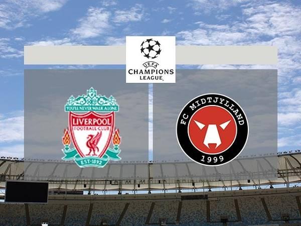 Nhận định Liverpool vs Midtjylland 03h00, 28/10 - Cúp C1 Châu Âu