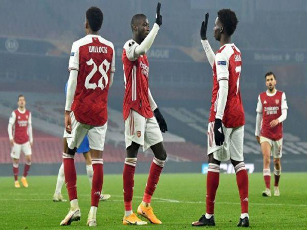 Nhận định tỷ lệ Molde vs Arsenal, 0h55 ngày 27/11 - Cup C2