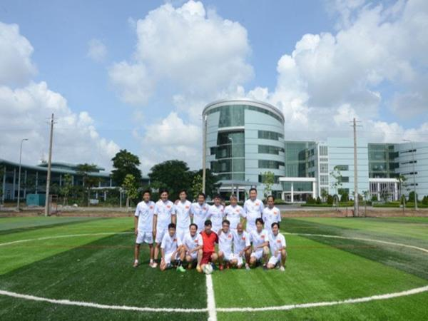 Sân bóng đá Thành Phát là một trong số các sân bóng đá quận Bình Thạnh nổi tiếng tại Hồ Chí Minh.