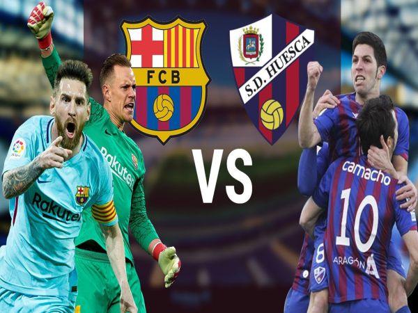 Nhận định tỷ lệ Barcelona vs Huesca, 03h00 ngày 16/3 - La Liga
