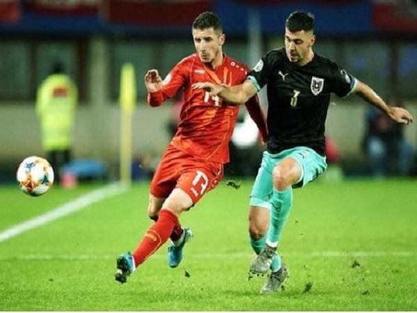 Áo đã thi đấu đầy bất ngờ trong vòng loại Euro 2020