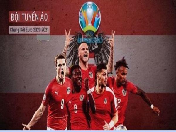 Đội hình Áo tại Euro 2021
