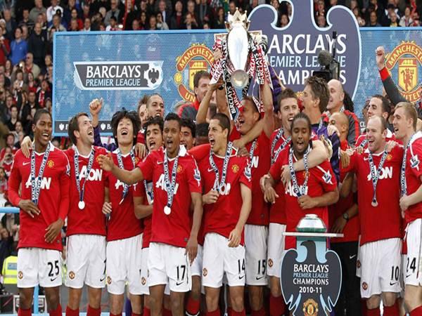 Câu lạc bộ MU vô địch Ngoại hạng Anh bao nhiêu lần?
