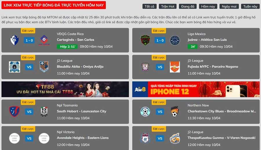 Vì sao nên xem Lịch truyền hình trực tiếp bóng đá trên Bongda247?