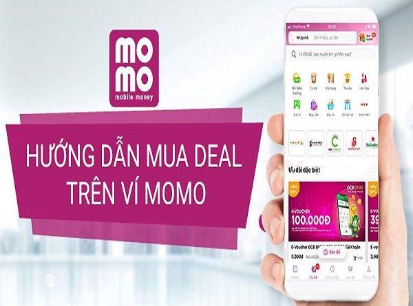 Hướng dẫn mua Vietlott Online qua MoMo đơn giản