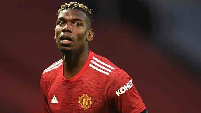 Tiền vệ trung tâm Paul Pogba