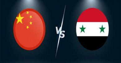 Nhận định Trung Quốc vs Syria, 01h00 ngày 16/6 VLWC