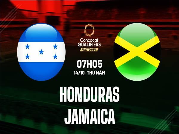 Nhận định kèo Honduras vs Jamaica, 07h05 ngày 14/10